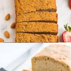 Yummy Keto Almond Toast خبز كيتو دايت 11